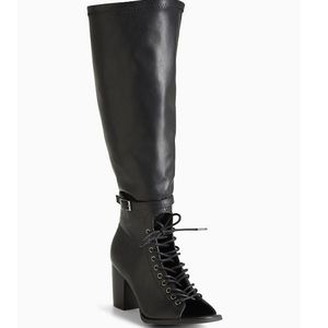 Torrid Laced Boots